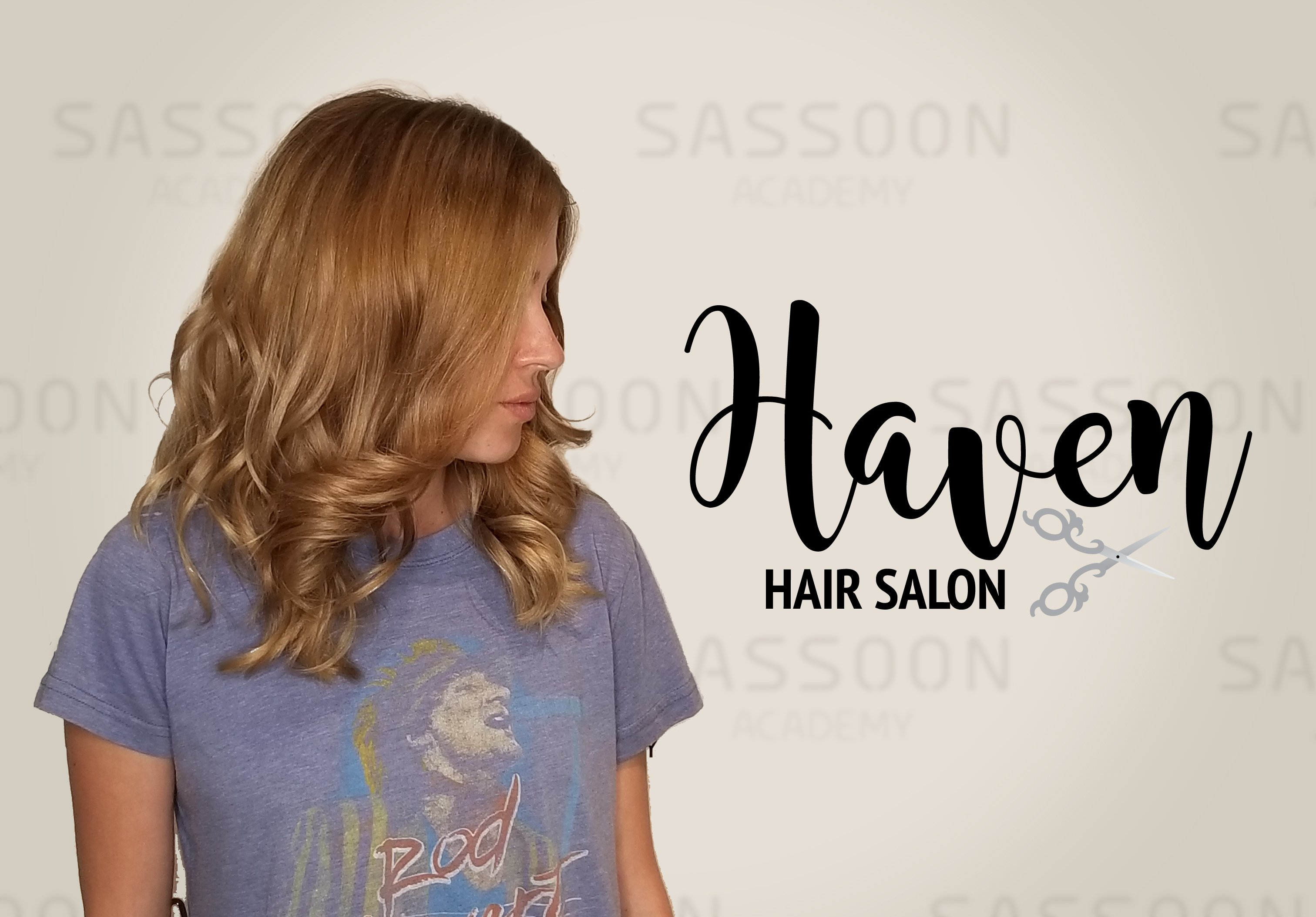 Haven Hair Salon In Iowa City Cut Color Highlights Balayage